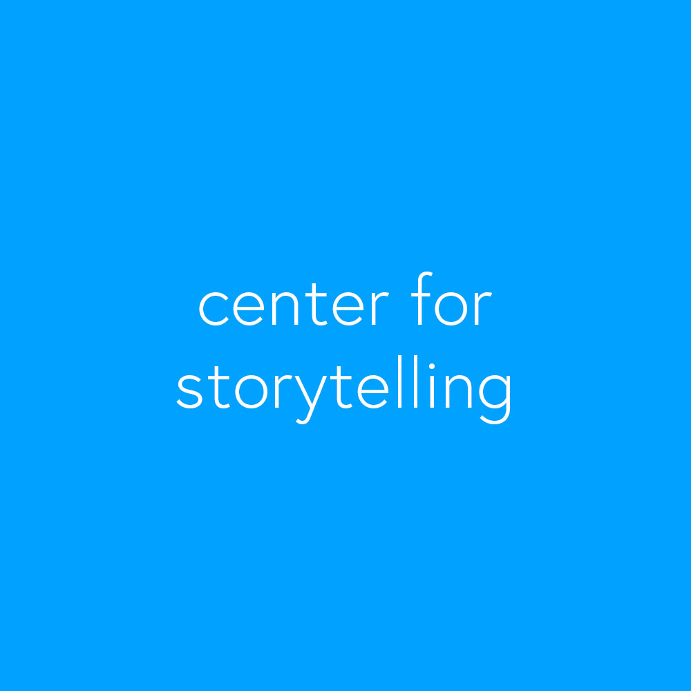 center for storytelling